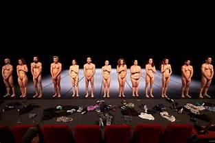 Le Corps nu – la nudité dans les arts de la scène