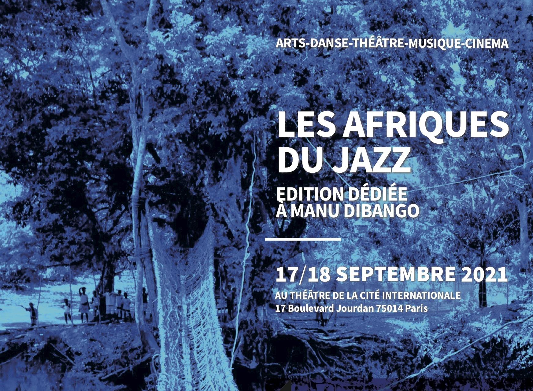 LES AFRIQUES DU JAZZ : Édition dédiée à Manu Dibango